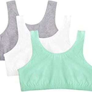 Other - Women's Built-Up Sports Bra (Pack of 3)